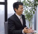 上田様インタビューの風景