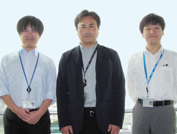 NTTソフトウェアイノベーションセンタープロジェクト担当者様の画像