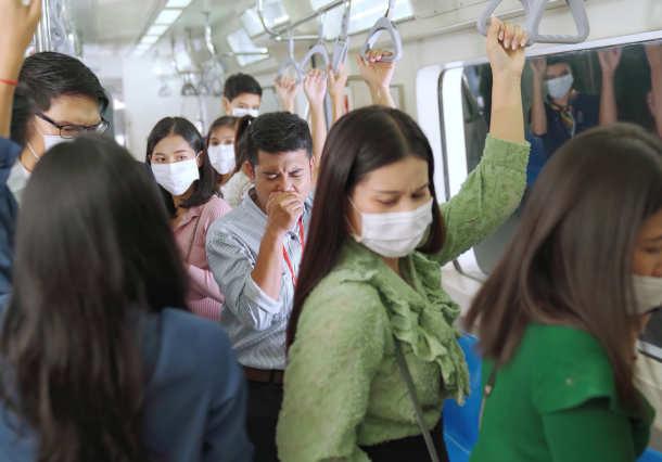 社会シミュレーションによる新型コロナウイルス感染予防策の研究事例